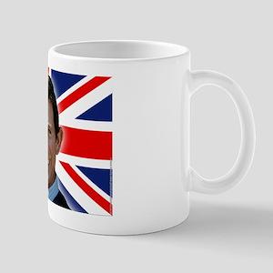 Patriotic! HRH Prince Charles Mug