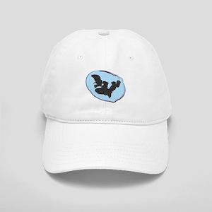 Baby Silhouette Blue Cap