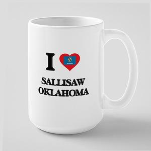I love Sallisaw Oklahoma Mugs