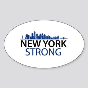 New York Strong - Skyline Sticker