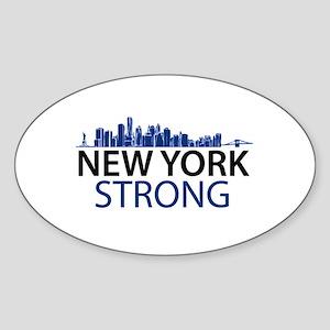 New York Strong - Skyline Sticker