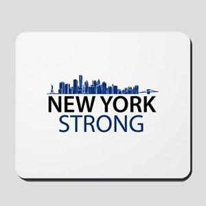New York Strong - Skyline Mousepad