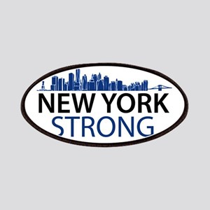 New York Strong - Skyline Patch