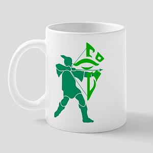 Notts Enlightened Mugs