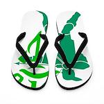Notts Enlightened Flip Flops