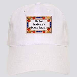 The Best Teachers Are Reading Teachers Cap