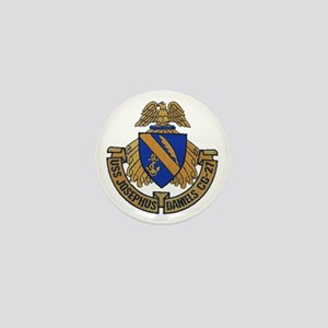 USS JOSEPHUS DANIELS Mini Button
