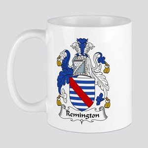 Remington Family Crest  Mug