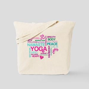 Yoga Inspirations Tote Bag