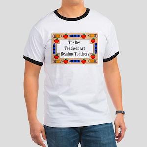 The Best Teachers Are Reading Teachers Ringer T