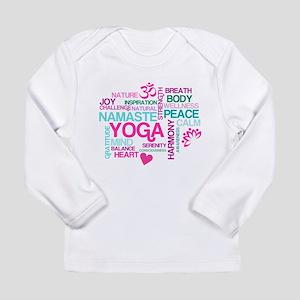 Yoga Inspirations Long Sleeve T-Shirt