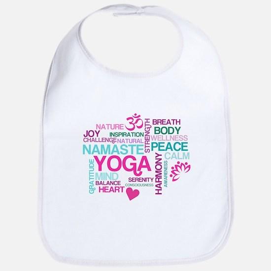 Yoga Inspirations Bib