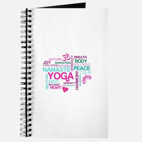 Yoga Inspirations Journal