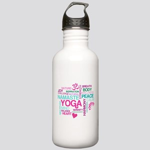 Yoga Inspirations Stainless Water Bottle 1.0L