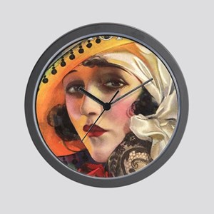 photoplay cover Wall Clock