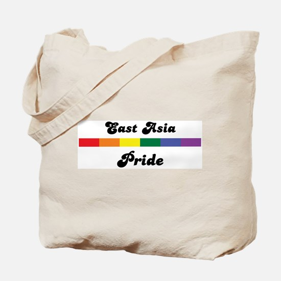 East Asia pride Tote Bag
