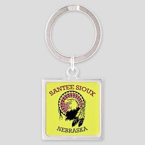 Santee Sioux Keychains