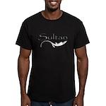 Sultan Men's Fitted T-Shirt (dark)