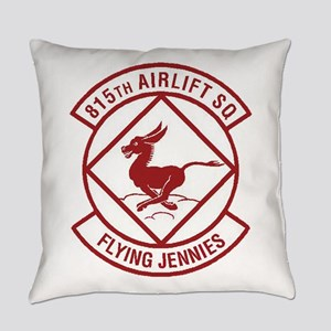 815th flying jennies C-130 Everyday Pillow