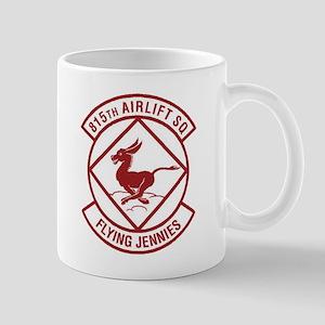 815th flying jennies C-130 Mugs