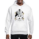 Reding Family Crest Hooded Sweatshirt