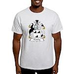 Reding Family Crest Light T-Shirt