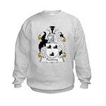 Reding Family Crest Kids Sweatshirt