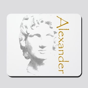 ALEXANDER THE GREAT Mousepad