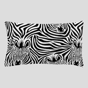 ZebraCouple Pillow Case