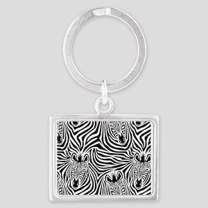 Zebras Keychains