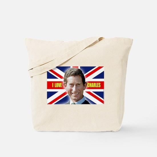 Cute English royalty Tote Bag
