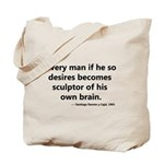 Own Brain Tote Bag