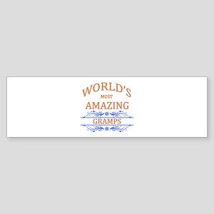 Gramps Bumper Sticker