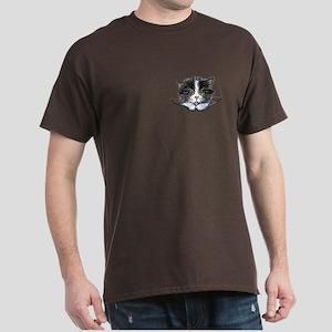 Pocket Kitten Dark T-Shirt