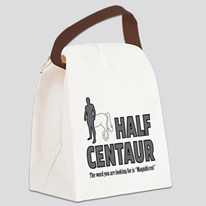 Half Centaur Canvas Lunch Bag