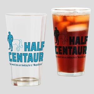 Half Centaur Drinking Glass