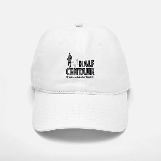 Half Centaur Baseball Baseball Cap