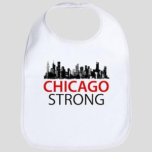 Chicago Strong - Skyline Bib