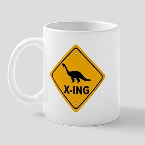 Dino4 X-ing Mug