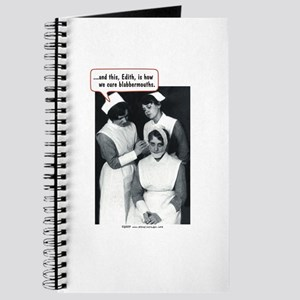 Nurse Blabbermouth Cure Journal