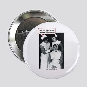 Nurse Blabbermouth Cure Button