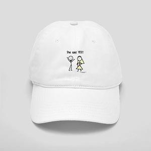 She Said Yes! Cap