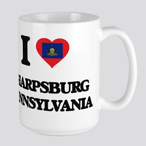 I love Sharpsburg Pennsylvania Mugs
