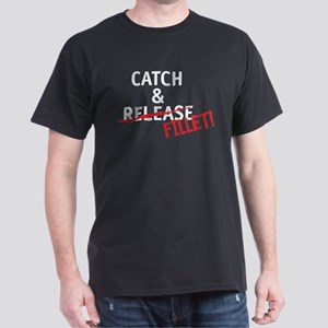 Catch & Fillet Dark T-Shirt