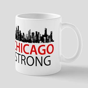 Chicago Strong - Skyline Mugs