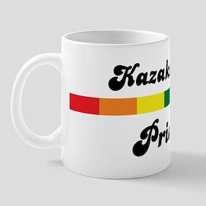 Kazakstan pride Mug