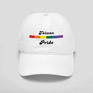 Taiwan pride Cap