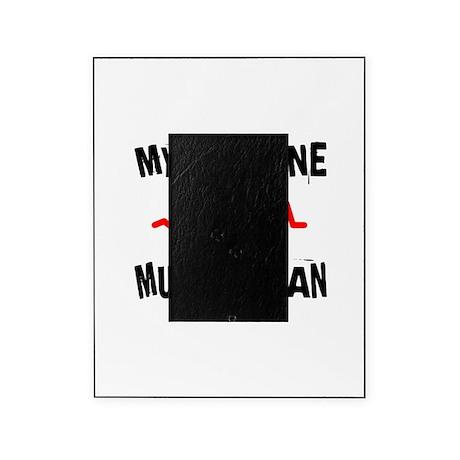 My Life Line Muay Boran Picture Frame
