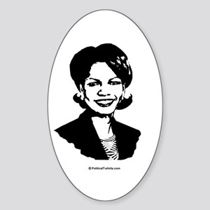 Condoleezza Rice / Great in 2008 Oval Sticker