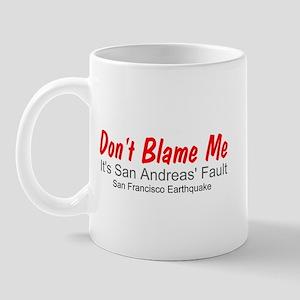 3-earthquake1 Mugs